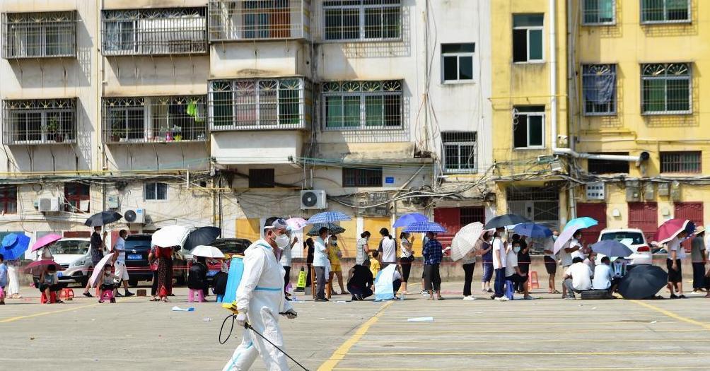 福建仙游:加大社区管控力度 增强群众防范意识